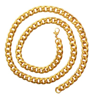 Gold  Curb Chain Fashion Chain