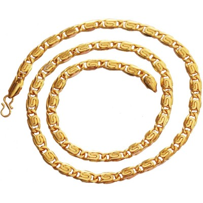 Gold  Byzantine Chain Fashion Chain