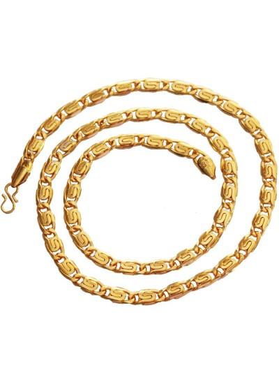 Gold  Byzantine Chain Fashion Chain