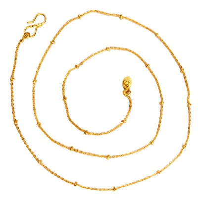 Gold Fashion Chrome Plated Chain