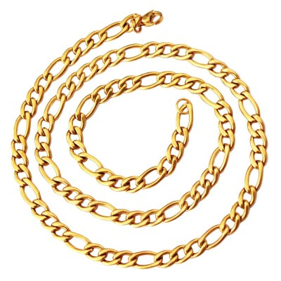 Gold Sachin Tendulkar Inspired Chain