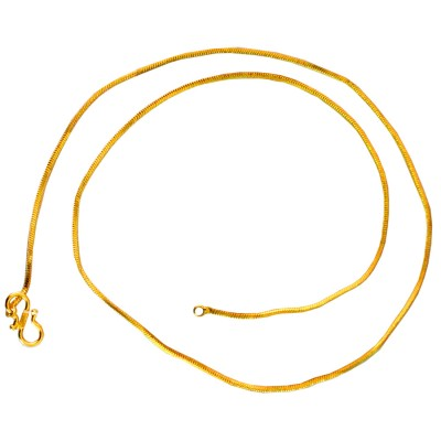 Gold Rope Fashion Chrome plated Chain