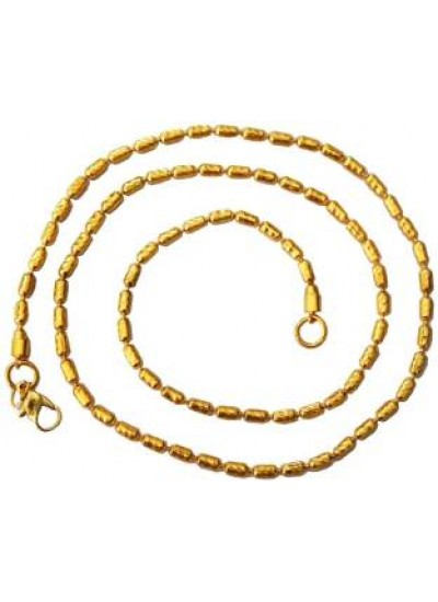 Gold Ball Chain Fashion Ball Brass Chain