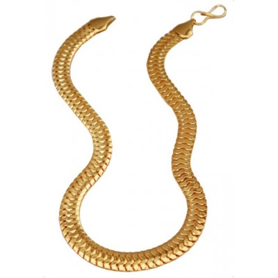 Elegant  Gold  Fashion Chain