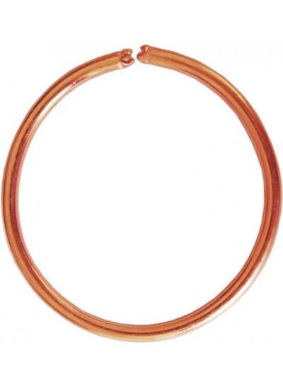 Copper Virat Kohli Inspired Punjabi Copper Kada -2.2