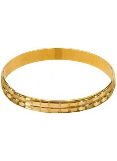 Gold Checks Design Sikh Fashion Kada