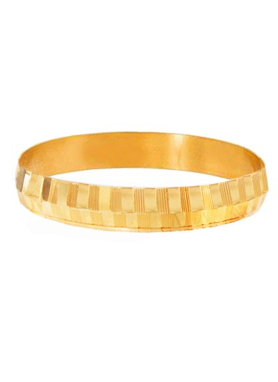 Gold Punjabi Sardar ji Sikkh Fashion Kada