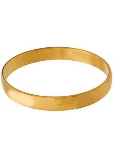 Gold Punjabi Sardar ji Sikkh Fashion Brass Kada