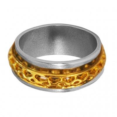 Gold  Thumb ring Fashion Ring