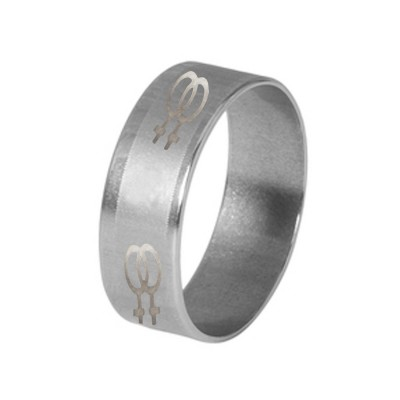 Silver  Fashion Thumb Ring