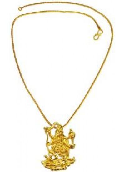 Religious  Gold  Mahakali Maa  Pendant