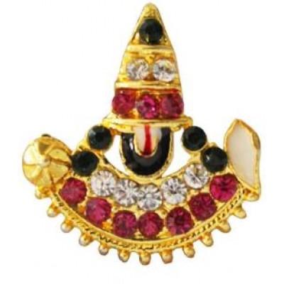 Multicolor  Balaji Pendent