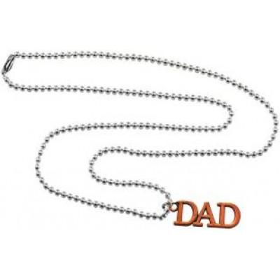 Copper  DAD Fashion Pendant