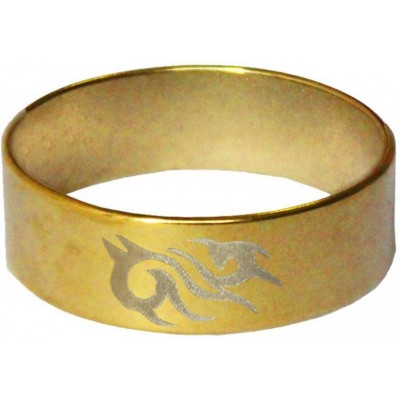 Stylish   Gold  Dragon Design Ring