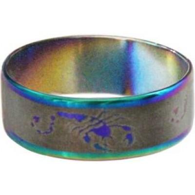 Elegant  Muliticolor  Scorpion Design Ring