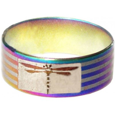 Elegant  Multicolor  Mosquito Fashion Thumb Ring