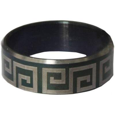 Elegant  Black  Round Fashion Thumb Ring