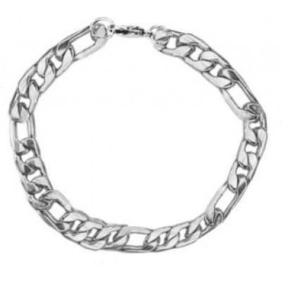 Silver Stunning Tone link Design Stainless steel Bracelets
