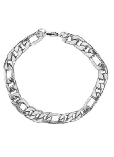 Silver Stunning Tone link Design Stainless steel Bracelets
