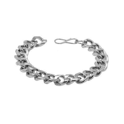Silver Link Design Fashion Stainless steel Bracelets