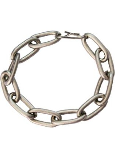 Mens Fashion Jewellery Stylish Silver Figaro Fashion  chain link Bracelet