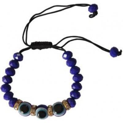 Blue  Evil Eye( Nazar Surksha Kavach) Bracelet