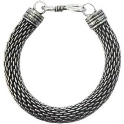 Elegant Four Round Link Chain Fashion Bracelet