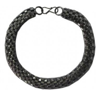 Menjewell Elegant Link Chain Fashion Bracelet