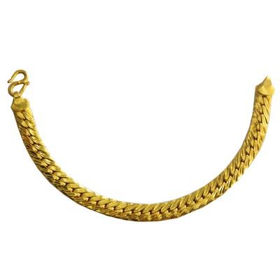 Gold  Link Chain Fashion Bracelet