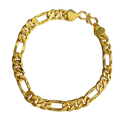 Gold  Figaro Chain Fashion Bracelet