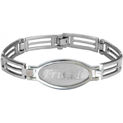 Elegant  Silver   Friendship Fashion Bracelet