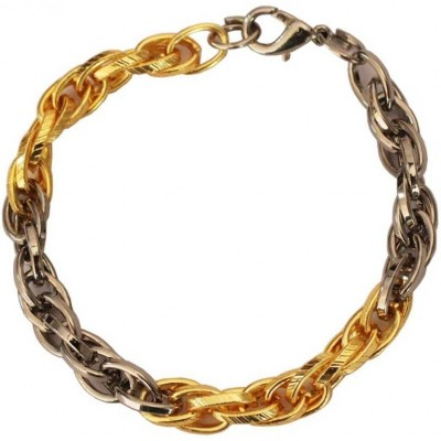 Elegant  Multicolor  Fashion Chain Link Bracelets