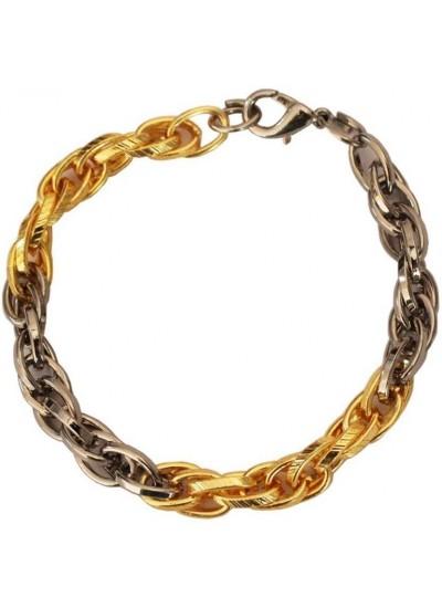 Elegant  Multicolor  Fashion Chain Link Bracelets