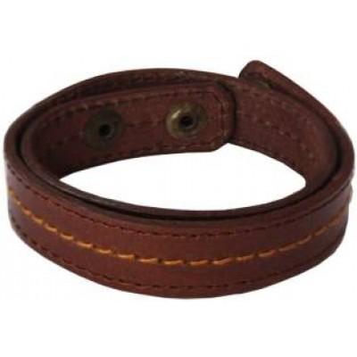 Brown  Harley DavidsonStyle Bracelet