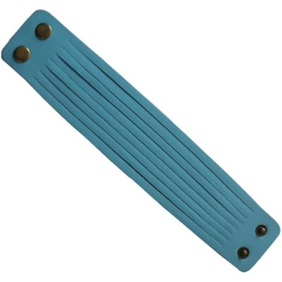 Elegant  Blue  Stripes Fashion Bracelet