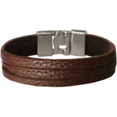 Brown  Wrist Band Fashion Bracelet