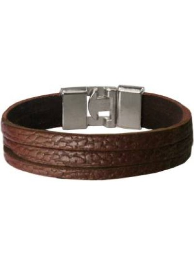 Brown  Wrist Band Fashion Bracelet