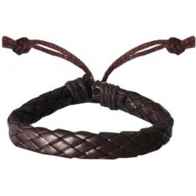 Brown  Adjustable woven Fashion Bracelet