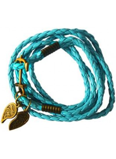Blue  Friendship Day Special Long Wristband Fashion Bracelet