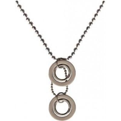 Elegant  Silver  Ring Fashion Pendant