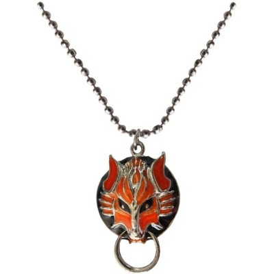 Elegant  Multicolour  Wolf face fashion Pendant