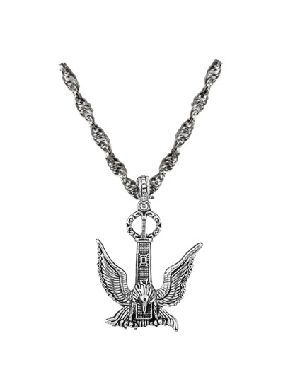 Buy designer fashionable birds pendants we have a wide range of silver eagle fashion bird pendant aloadofball Images