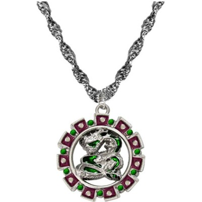 Elegant  Multicolor  Dragon Fashion Pendant