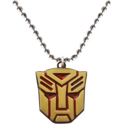 Elegant  Red::Bronze  Transformers Autobots Fashion Pendant