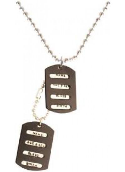 Silver  Fashion Chain Pendant